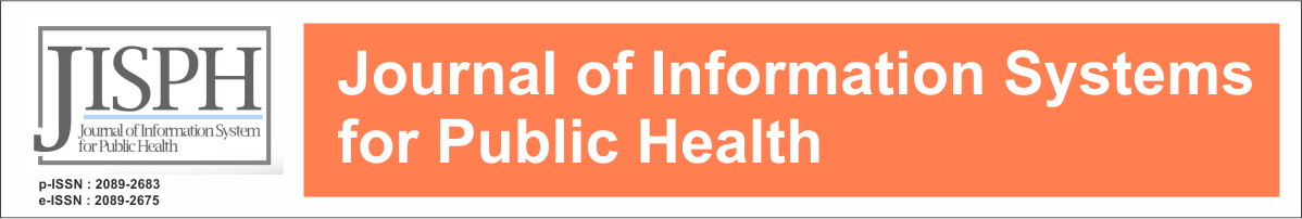 Journal of Information Systems for Public Health