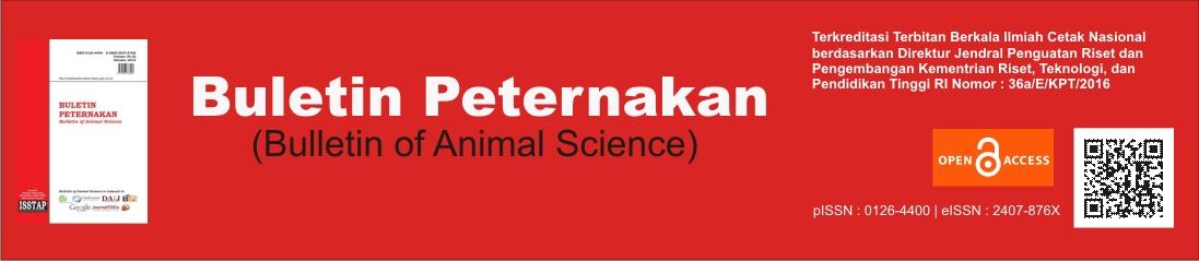 Bulletin of Animal Science